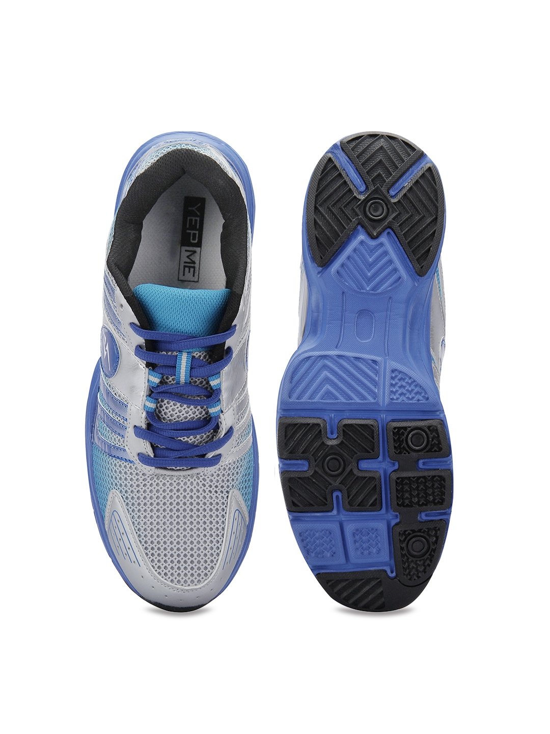 myntra yepme blue sports shoes 554086 buy myntra