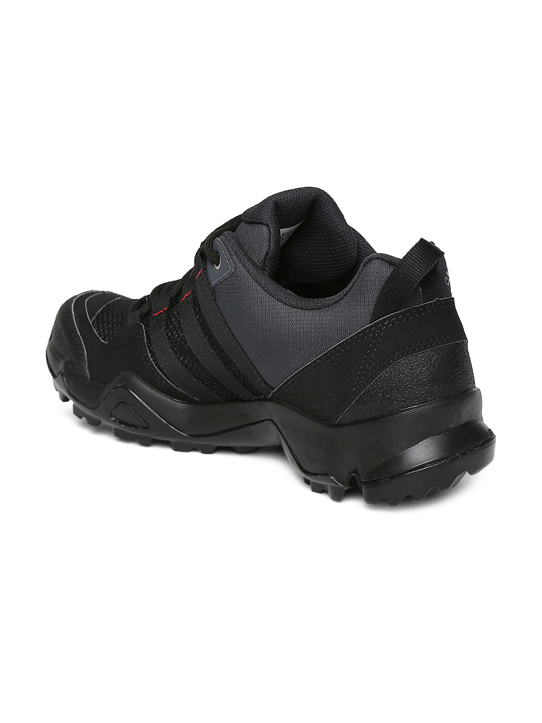 Myntra Adidas Men Black U0026 Dark Grey AX2 Outdoor Shoes 747833 | Buy Myntra Adidas Sports Shoes At ...