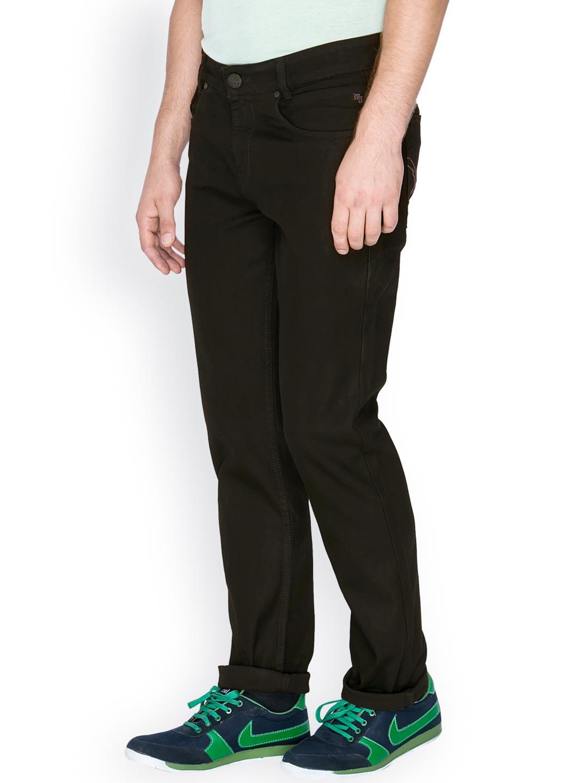 Myntra Mufti Black Jeans 800737 | Buy Myntra Mufti Jeans at best price online. All myntra ...