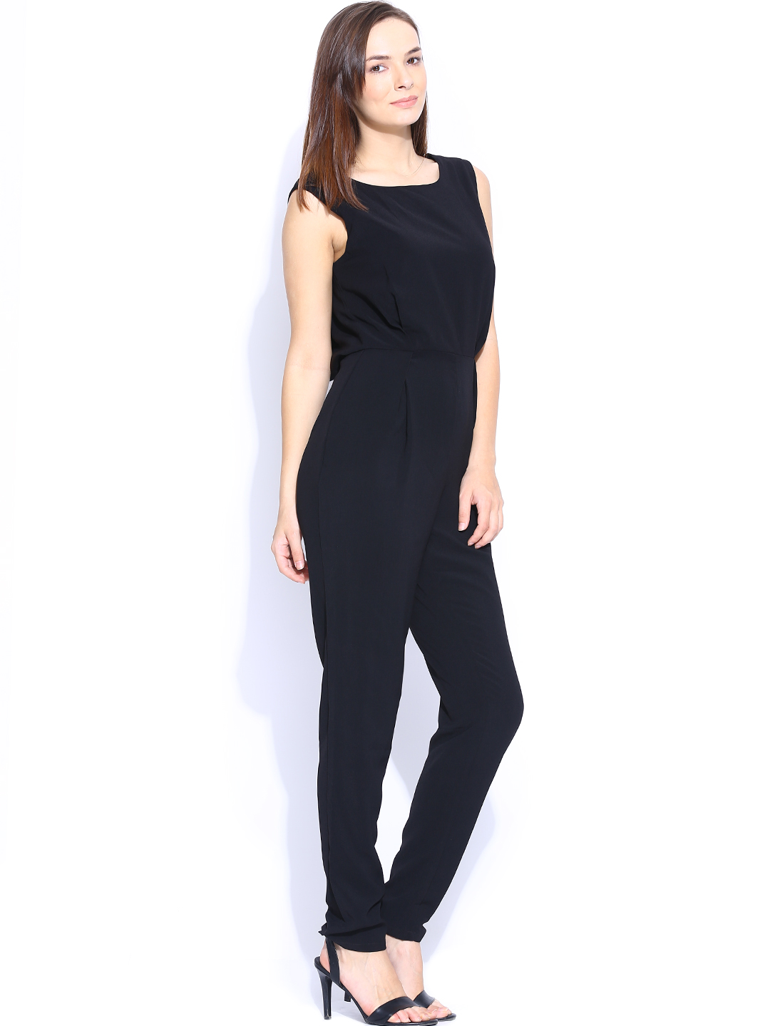 Myntra Vero Moda Black Jumpsuit 822481 | Buy Myntra Vero Moda Jumpsuit At Best Price Online. All ...