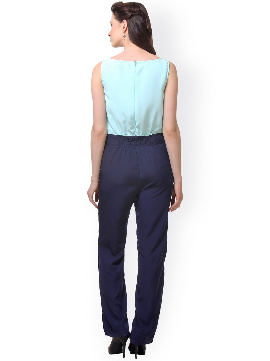 Myntra Kaaryah Blue Jumpsuit 909923 | Buy Myntra At Best Price Online. All Myntra Products With ...
