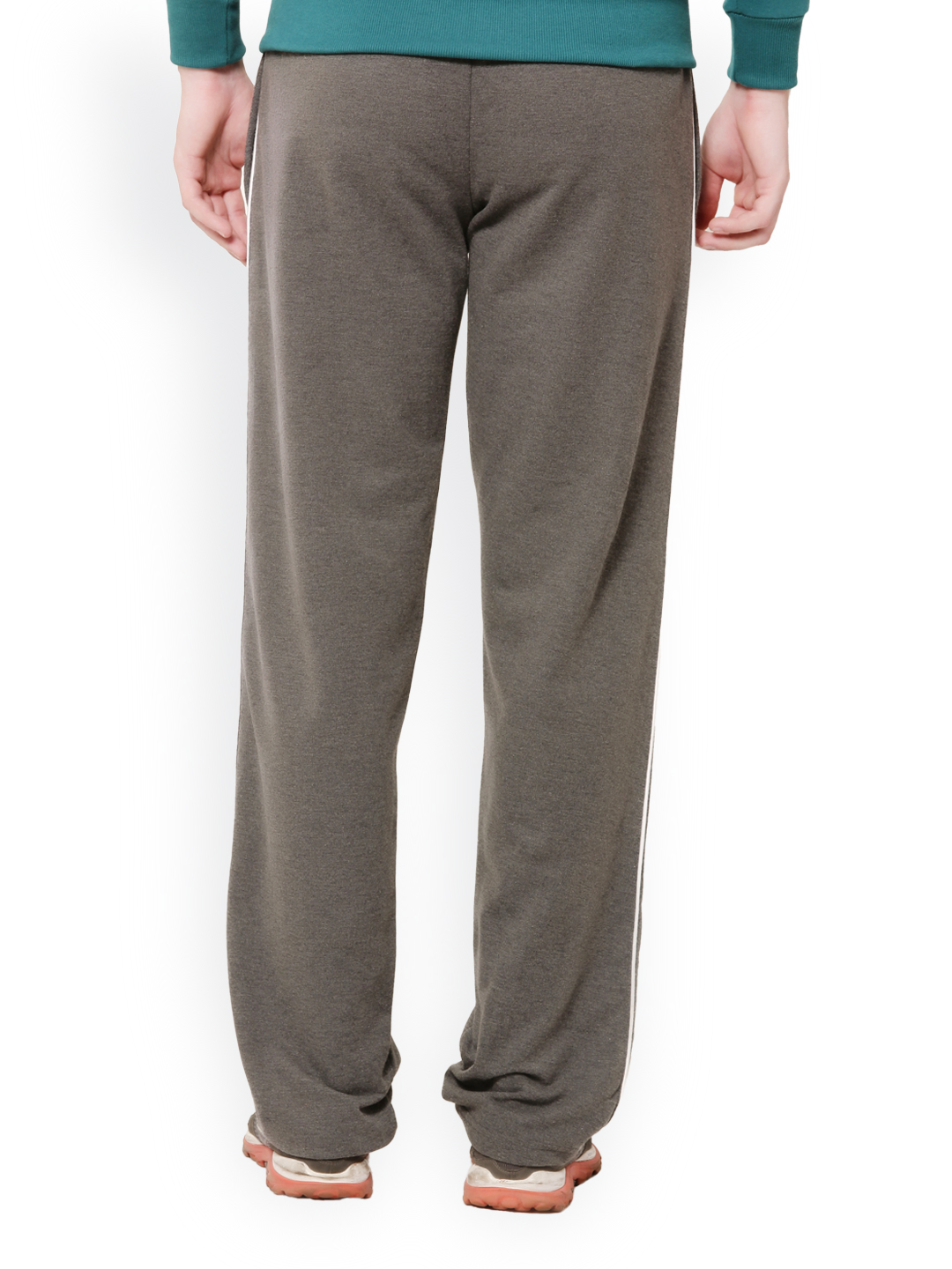 Myntra Oxolloxo Men Grey Track Pants 633126 | Buy Myntra Oxolloxo Track Pants at best price ...