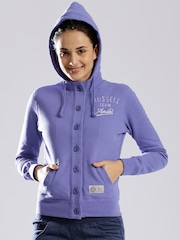 Russell Athletic Lavender Hooded Sweatshirt