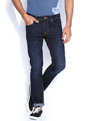 Being Human Navy Skinny Fit Jeans