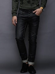 BLEND Black Twister Slim Fit Jeans