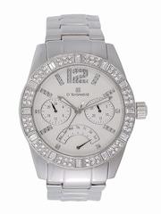 Dsigner Women White Dial Watch 20258SM
