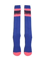 Adidas Stellasport Women Blue SC 1PP Knee-Length Socks