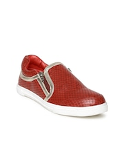 DressBerry Women Red Casual Shoes