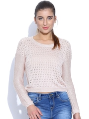 United Colors of Benetton Dusty Pink Sweater