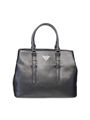Elesrpy Black Handbag