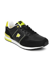 FILA Men Black Orazio Plus 2 Casual Shoes