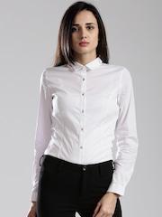 GAS White Fimia Shirt