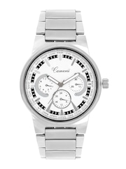 Camerii Men White Dial Watch WM174