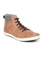 Arden by Knotty Derby Men Tan Brown Casual Shoes
