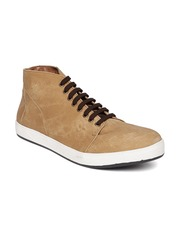 Arden by Knotty Derby Men Camel Brown Casual Shoes