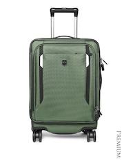 Victorinox Unisex Olive Green Werks Traveler 5.0 Medium Trolley Bag