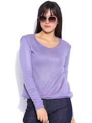 Pepe Jeans Lavender Sweater