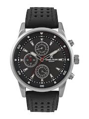Daniel Klein Exclusive Men Gunmetal-Toned Dial Watch DK10742-2