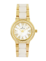 Daniel Klein Premium Women Off-White Dial Watch DK10764-1
