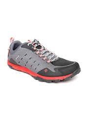 Columbia Men Black Sports Shoes