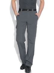 Columbia Grey Silver Ridge Convertible Straight Cargo Trousers