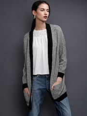 Rinascimento Grey Shrug