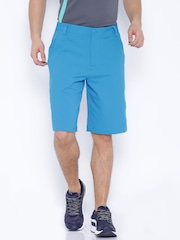 PUMA Blue Golf Tech Shorts