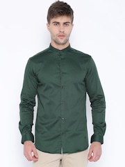 Jack & Jones Green Casual Shirt