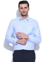 Jack & Jones Blue Slim Smart Casual Shirt