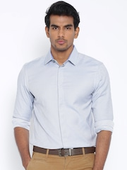 Jack & Jones Blue Slim Fit Smart Casual Shirt