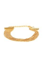 Zaveri Pearls Gold-Plated Beaded Bracelet