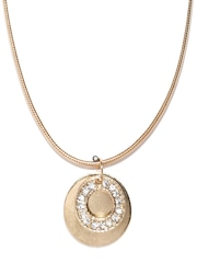 Ayesha Gold-Toned Collar Necklace
