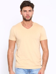 Jack & Jones Beige T-shirt