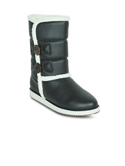Get Glamr Women Black Boots