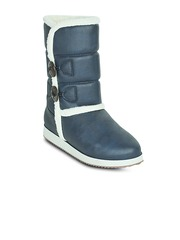 Get Glamr Women Blue Boots