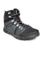 Reebok Men Black Outdoor Voyager Sports Shoes