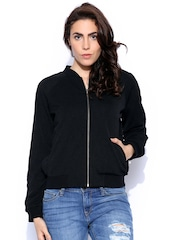 United Colors of Benetton Black Jacket