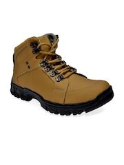 Prolific Men Tan Brown Boots