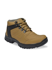 Prolific Men Tan Brown Boots