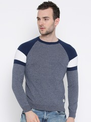 United Colors of Benetton Blue Sweater