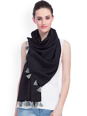 CoolThreads Black Stole