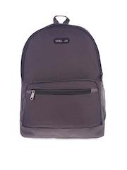Bags.R.us Unisex Grey Backpack
