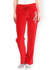 TshirtCompany Red Track Pants