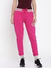 Harvard Pink Track Pants
