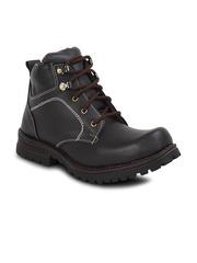 Get Glamr Men Brown Boots