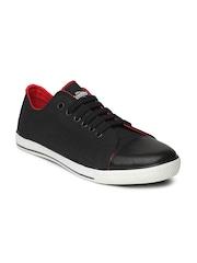 Roadster Men Black Casual Shoes
