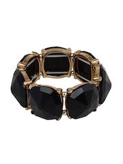 Shining Diva Black Bracelet
