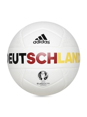 Adidas White EURO16 Germany Printed Football
