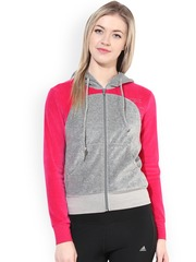 TshirtCompany Grey Hooded Sweatshirt