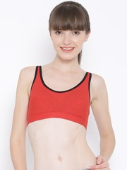 Restless Red Sports Bra RS I C 10C